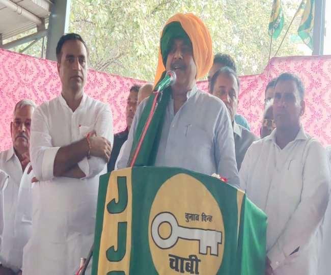 जननायक जनता पार्टी (जजपा) के राष्ट्रीय अध्यक्ष डा. अजय चौटाला