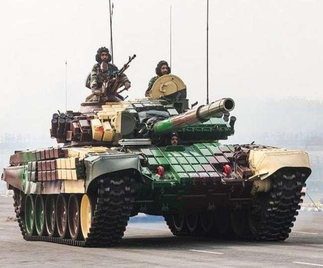 भारतीय सेना को मिलेंगे 118 अर्जुन टैंक। (फाइल फोटो)