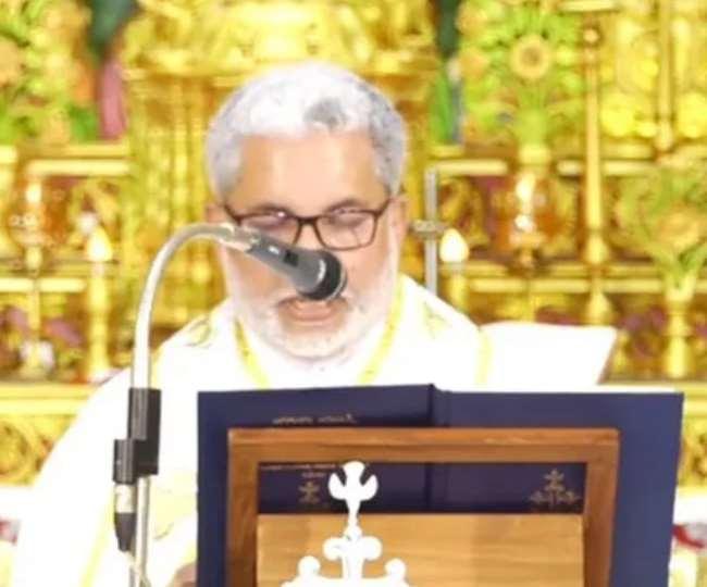 बिशप जोसेफ कलैरंगेट के बयान पर उठे विवाद के बाद सीरो मालाबार चर्च बिशप के समर्थन में उतर आया है।