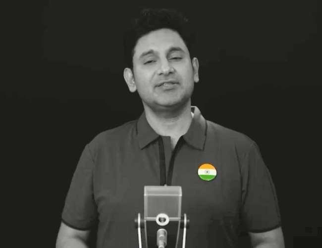 Manoj Muntashir is under heavy backlash for copy. Photo- Instagram