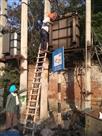 नवीं आबादी में 48 घंटे बिजली रही गुल