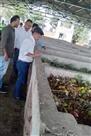 ठाणे के डीसी ने कूड़े से खाद बनाने की प्रक्रिया की ली जानकारी