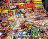 बिहार में बिना लाइसेंस के पटाखा बेचने वालों की खैर नहीं, अब तक करोड़ों के माल जब्त