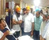 नेशनल फुटबॉल खिलाड़ी को गोली मारने का मामला, कांग्रेसी नेता समेत 20 के खिलाफ केस दर्ज Ludhiana News