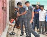 फर्रुखाबाद में भाजपा विधायक मेजर सुनीलदत्त द्विवेदी के आवास के पास विस्फोट, लोगों में दहशत Farukhabad News