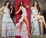 Sonakshi Malaika Dress : क्या सोनाक्षी सिन्हा ने पहनी मलाइका अरोड़ा की ड्रेस? खुद ही देखें तस्वीरें