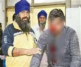 शर्मनाक.. Accident के बाद खून से लथपथ पड़ा रहा युवक, लोग बनाते रहे Video; बाइक भी चोरी Chandigarh News