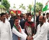 पूर्व सांसद के बेटे मनीष सिंह कांग्रेस में शामिल raebareli News