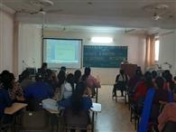 डीएवी कॉलेज में सेमिनार का आयोजन