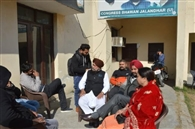यूथ कांग्रेस को ऑफिस के लिए मिला कमरा, सेवा दल ने जताया एतराज