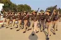 गणतंत्र दिवस की जोरदार तैयारी, फुल ड्रेस रिहर्सल