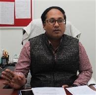 मेडिकल कॉलेज के लिए जल्द शुरू होगी भूमि आवंटन की प्रक्रिया: अनुराग श्रीवास्तव