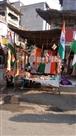 तिरंगा से पटा बाजार, स्टैंड फ्लैग कर रहा आकर्षित