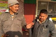 इको कार सवार बदमाशों ने लूटे दो व्यापारी