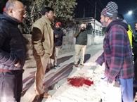 24 घंटे बाद भी पार्षद अनवर के हत्यारे पुलिस की गिरफ्त से दूर