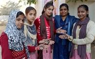 बालिका दिवस पर निकाली जागरूकता रैली