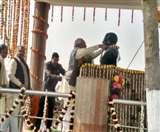 कर्पूरीग्राम पहुंचे मुख्यमंत्री नीतीश कुमार, सर्वधर्म प्रार्थना से गूंजा जननायक का गांव Samastipur News