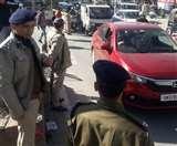 कार्य दिवस में शुरू हुआ ट्रैफिक प्लान बना मुसीबत Dehradun News