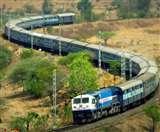 भारत को पांच ट्रिलियन डॉलर की अर्थव्यवस्था बनाने लिए बढ़ानी होगी रेलवे की सहभागिता