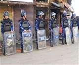 CAA Support: छावनी बना लोहरदगा, चप्पे-चप्पे पर तैनात हैं सुरक्षा बल; देखें ताजा तस्वीरें