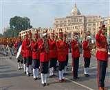 गणतंत्र दिवस के दो दिन पहले सेना ने दिखाई ताकत, शौर्य संग दिखी पर्यावरण संरक्षण की झलक Lucknow News