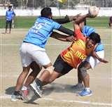 मदुरै ने यूनिवर्सिटी ऑफ जयपुर को हराया, अखिल भारतीय अंतर विश्वविद्यालय हैंडबॉल पुरुष प्रतियोगिता
