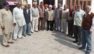वरिष्ठ नागरिक सभा की नई कार्यकारिणी का गठन