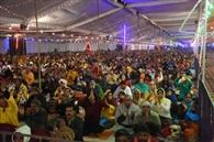 सनातन शक्ति व संत परंपरा को विश्व में मिल रहा सम्मान : कुमार स्वामी