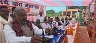 कुर्मी मिलन समारोह में सत्ता में भागीदारी की उठी माग