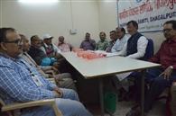 अप्रैल में नागरिक विकास समिति मनाएगा रजत जयंती