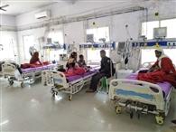 बुखार व निमोनिया से दो बच्चों की मौत