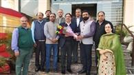 भाजपा ने पार्टी संगठन को मजबूत करने पर किया विचार