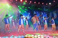 वार्षिकोत्सव पर इंडियन पब्लिक स्कूल के बच्चों ने मन मोहा