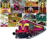 भारत दर्शन स्पेशल ट्रेन से होंगे सात ज्योतिर्लिंग के दर्शन, 15 मार्च से होगी रवाना