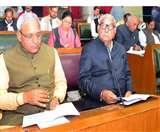 Haryana Assembly में शिक्षा व नई आबकारी नीति पर भारी हंगामा, विपक्ष ने सरकार को घेरा