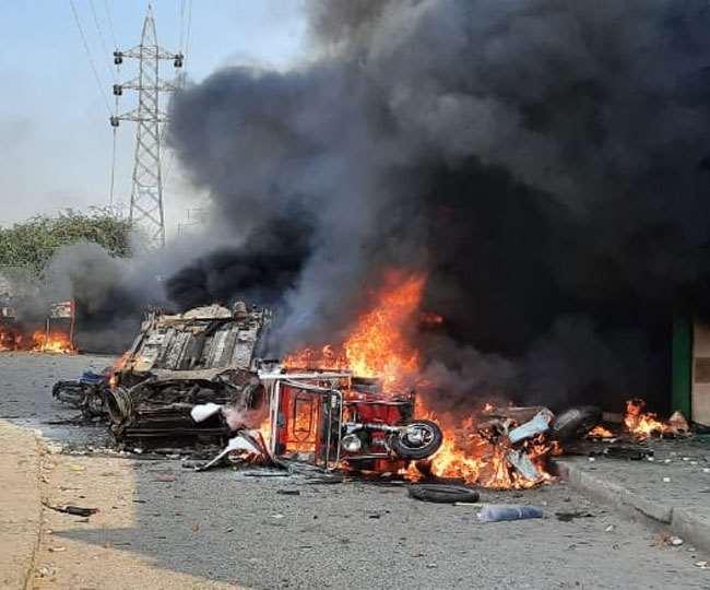 Image result for delihi violence