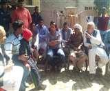 सोहनवीर हत्या कांड : दुल्हेड़ा पहुंचकर जयंत चौधरी ने पीड़ित परिवार को दिया सांत्वना Meerut News