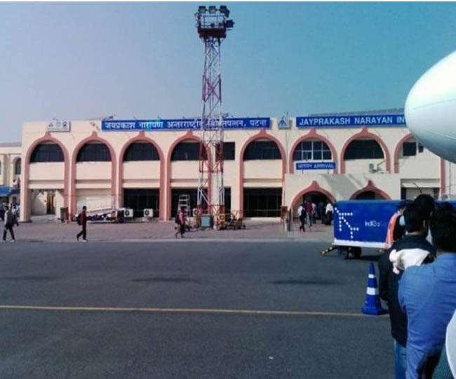 Corona LockDown Bihar: पटना एयरपोर्ट-रेलवे स्टेशन पर आए यात्रियों के लिए रहेगी विशेष बस
