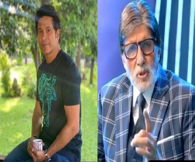 अमिताभ बच्चन के 75 वें जन्मदिन पर सचिन तेंदुलकर ने इस बारे में बताया थाl