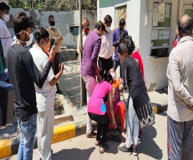 जयपुर गोल्डन अस्पताल में ऑक्सीजन की कमी से 20 की मौत