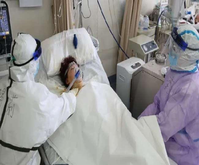 Jharkhand News, Oxygen Supply System आलम नर्सिंग ने कहा कि सेंट्रालाइज ऑक्सीजन सप्लाई सिस्टम में अचानक खराबी आ गई।