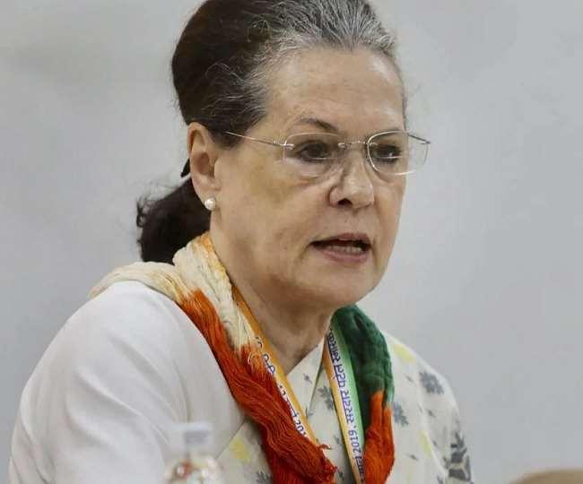 रायबरेली की सांसद तथा अखिल भारतीय कांग्रेस कमेटी की कार्यकारी अध्यक्ष सोनिया गांधी