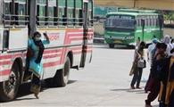 चार यात्री लेकर रवाना हुई बस, कमाई मात्र 280 रुपये
