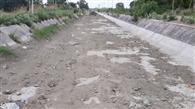 घाटमपुर नहर पानी बिना वीरान पड़ी