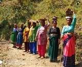 यहां लॉकडाउन में ग्रामीणों ने अपने बूते बना दी दो किलोमीटर सड़क, पढ़िए पूरी खबर