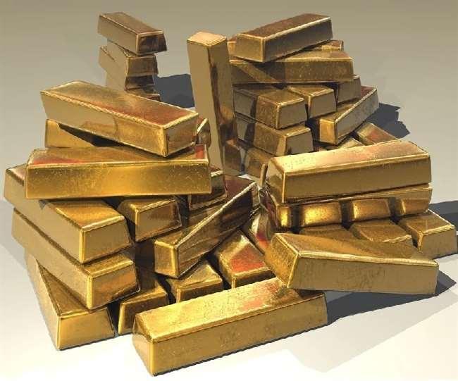 Gold Rate Today: सोने में नहीं रुक रही तेजी, रिकॉर्ड उच्च स्तर पर पहुंचा हाजिर भाव, जानिए कीमतें - दैनिक जागरण