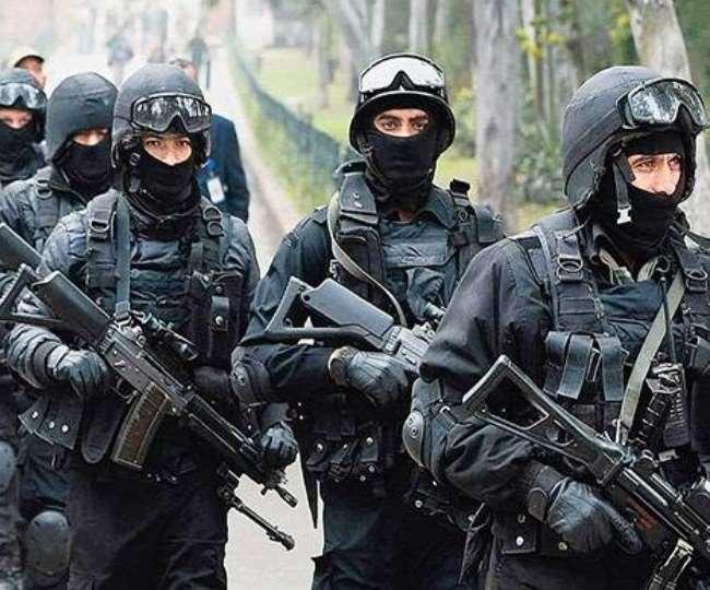 कमांडो बल ने आतंकी वारदात की आशंका वाले देश के 30-35 स्थानों पर शुरू किया वार्षिक अभ्यास