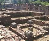 यहां बिखरे हैं कुषाण कालीन पुरावशेष, इसे 11 राष्ट्रीय स्मारकों की सूची में किया शामिल