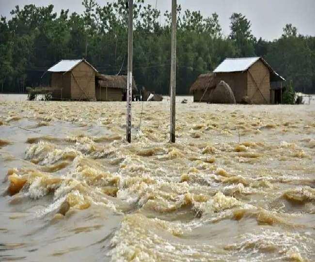 हिमाचल-उत्तराखंड में भूस्खलन तो यूपी-हरियाणा में नदियों का बढ़ा जलस्तर, बाढ़ ने मचाई तबाही
