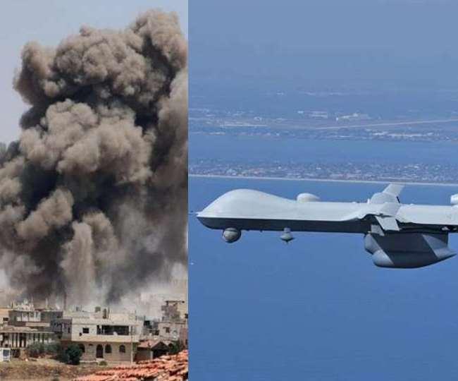 अमेरिका के इस ड्रोन्स ने लादेन को खोज कर मारा था।